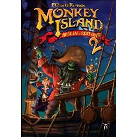Monkey Island 2: LeChuck's Revenge - Special Edition (PC)