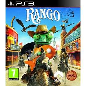 Rango: The Video Game (PS3)