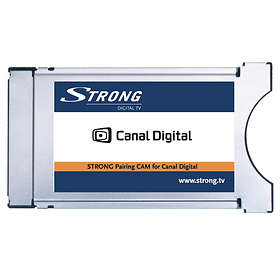 Strong Pairing CAM for Canal Digital