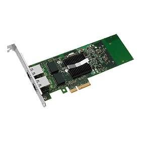 Intel Gigabit ET Dual Port Server Adapter (E1G42ET)