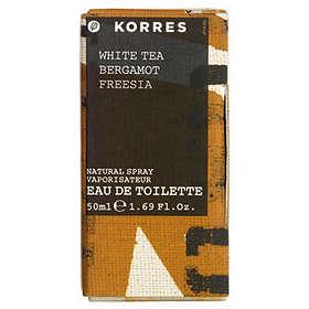 Korres White Tea Bergamot Freesia edt 50ml