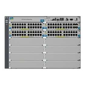 HP E5412-92G-PoE+/4SFP zl (J9448A)