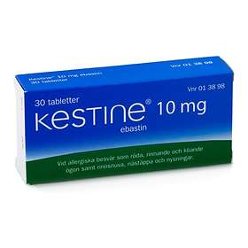 Antula Kestine 10mg 30 Tabletter