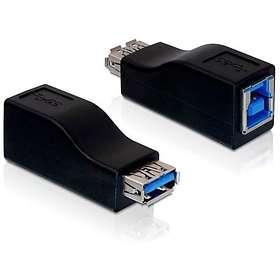 DeLock USB A - USB B 3.0 F-F Adapter