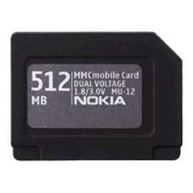 Nokia MMCmobile 512Mo