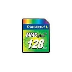 Transcend MMCplus 128Mo