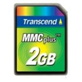 Transcend MMCplus 2Go