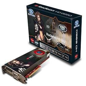 Sapphire Radeon HD6950 (21188-00) HDMI 2xDP 2xDVI 2GB