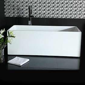 Bathlife Monte 1710 170x74 (Vit)