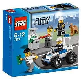 LEGO City 7279 Minifigursamling Med Polistema