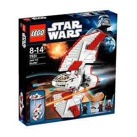 LEGO Star Wars 7931 T-6 Jedi Shuttle
