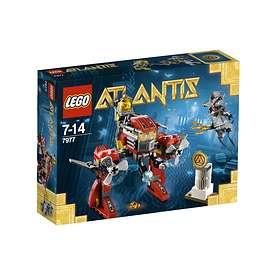 LEGO Atlantis 7977 Havsbottenrobot