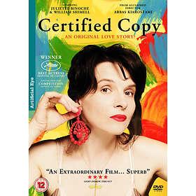 Certified Copy (UK)
