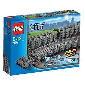 LEGO City 7499 Flexibla Skenor