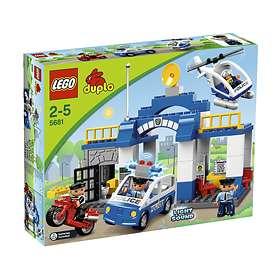 LEGO Duplo 5681 Polisstation