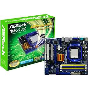 Asrock N68C-S SATA RAID Windows