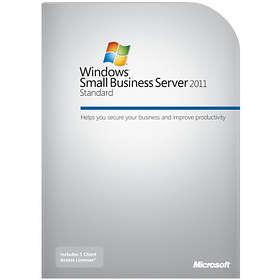 Microsoft Windows SBS 2011 Premium 5 User CALs Sve (OEM)