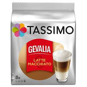 Gevalia Tassimo Latte Macchiato 8st (kapslar)