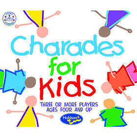 Holdsons Charades for Kids