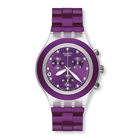 Swatch Full Blooded Blueberry SVCK4048AG