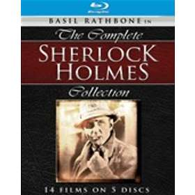 Sherlock Holmes Complete Collection (US)
