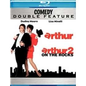 Arthur (1981) + Arthur 2: On the Rocks (US)