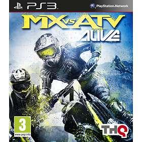 MX vs. ATV Alive (PS3)