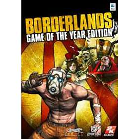 Borderlands - Game of the Year Edition (Mac)