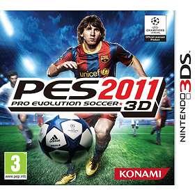 Pro Evolution Soccer 2011 (3DS)