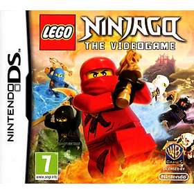 LEGO Ninjago: The Video Game (DS)