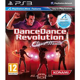 DanceDanceRevolution: New Moves (PS3)