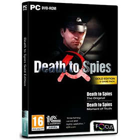 Death to Spies - Gold Edition