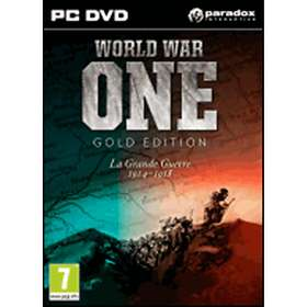 The World War One - Gold Edition (PC)