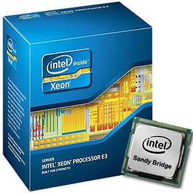 Intel Xeon E3-1230 3,2GHz Socket 1155 Box