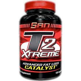 SAN Nutrition T2 Xtreme 180 Capsules
