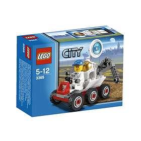 LEGO City 3365 Månbil