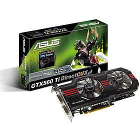 Asus GeForce ENGTX560 TI DCII/2DI/1GD5 1GB