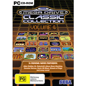 SEGA MegaDrive Classic Collection: Volume 4