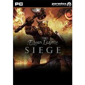 Elven Legacy: Siege (PC)