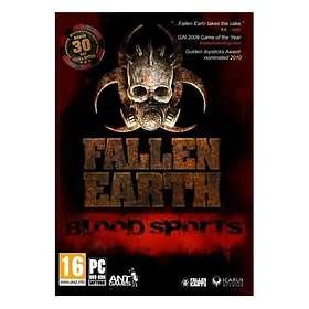 Fallen Earth: Blood Sports