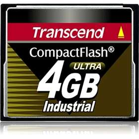 Transcend Industrial Compact Flash 100x 4GB