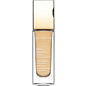 Clarins Skin Illusion Natural Radiance Foundation SPF10 30ml