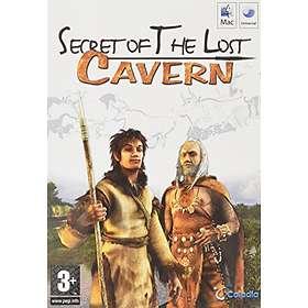 Secret of the Lost Cavern