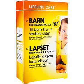 Lifeline Barn 30 Kapsler