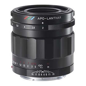Voigtländer 50/2,0 Heliar for Leica M