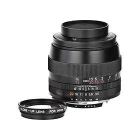 Voigtländer 90/3,5 SLII APO-Lanthar for Nikon