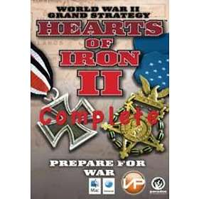 Hearts of Iron II - Complete