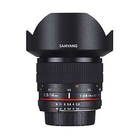 Samyang MF 14/2,8 ED AS IF UMC New for Nikon