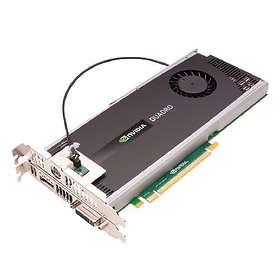 Product details for PNY Quadro 4000 Mac HDMI DP 2GB Graphics