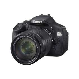 Canon EOS 600D + 18-135/3,5-5,6 IS